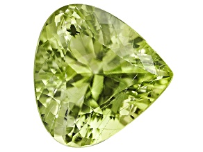 Euclase 22.8x22.4x13.97mm Pudgy Pear Shape 32.99ct