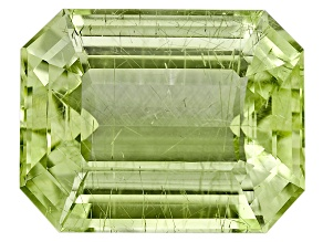 Euclase 18.87x14.87x8.50mm Emerald Cut 19.72ct
