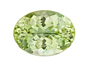 Euclase 20.1x14.83x10.06mm Oval 18.82ct