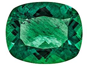 Green Fluorite Untreated 20.06x16.24mm Rectangular Cushion 20.38ct