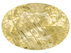 Danburite Tubular Oval 1.50ct