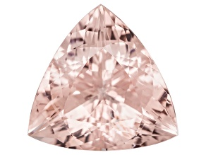 Morganite 15mm Trillion 8.79ct