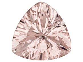 Morganite 15mm Trillion 8.68ct