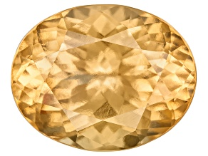 Garnet Hessonite 11x9mm Oval 4.16ct