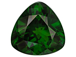 Chrome Diopside 8.75mm Trillion 2.59ct