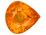 Spessartite Garnet 9.64x8.89mm Pear Shape 4.02ct