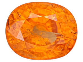 Spessartite Garnet 8.47x6.94mm Oval 2.85ct