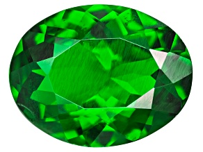 Chrome Diopside Oval 2.00ct