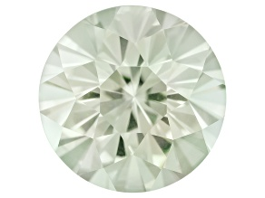 Green Tourmaline 9.93ct Round Brilliant 4.18ct