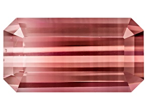 Bi-Color Tourmaline 11.62x6.17mm Emerald Cut 2.68ct
