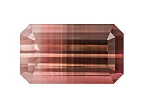 Bi-Color Tourmaline 13.26x7.66mm Emerald Cut 5.37ct