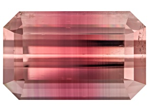 Tourmaline 12.04x7.58mm Emerald Cut 5.23ct
