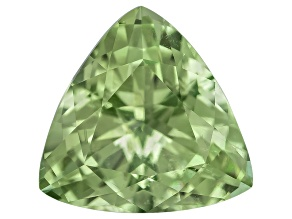 Green Tourmaline 6.67mm Trillion 1.06ct