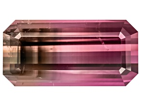 Tourmaline 14.92x7.27mm Emerald Cut 2.27ct