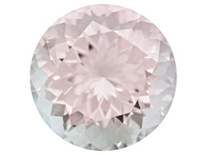 Bi-Color Tourmaline 10.9mm Round 5.13ct