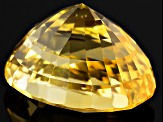 Yellow Sapphire Untreated Oval 29.92ct