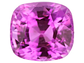 Pink Sapphire Untreated Rectangular Cushion 2.03ct