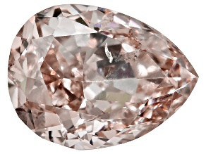 Fancy Pink Diamond Pear Shape .25ct