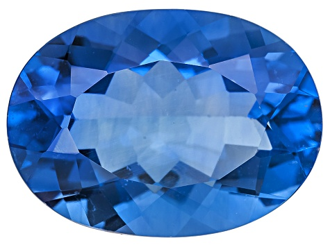 Blue Color Change Fluorite 13.00ct 18x13mm Oval