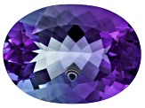 Blue Color Change Fluorite 21.75ct 22x16mm Oval