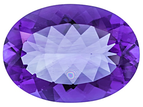 Blue Color Change Fluorite 32.00ct 25x18mm Oval