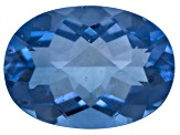 Blue Color Change Fluorite 6.00ct 14x10mm Oval