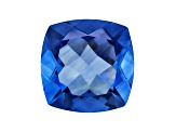 Blue Fluorite Color Change 16mm Square Cushion 19.50ct