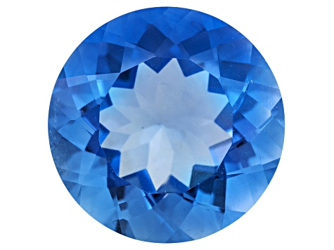 Blue Color Change Fluorite 16.00ct 16mm Round