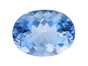Blue Fluorite 20x15mm Oval 20.00ct