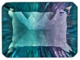 Bi-Color Fluorite 18.5x13.5mm Rectangular Octagonal Cut 18.00ct