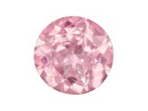Pink Spinel Fluorescent 4mm Round .25ct
