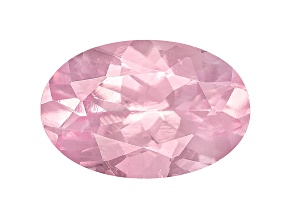 Pink Spinel Fluorescent 6x4mm Oval .40ct