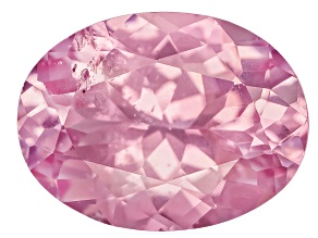 Pink Spinel Fluorescent 9x6.5mm Oval 1.66ct
