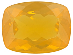 Fire Opal 20x15mm Rectangular Cushion 14.65ct