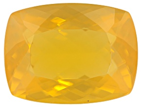 Fire Opal 20x15mm Rectangular Cushion 13.88ct