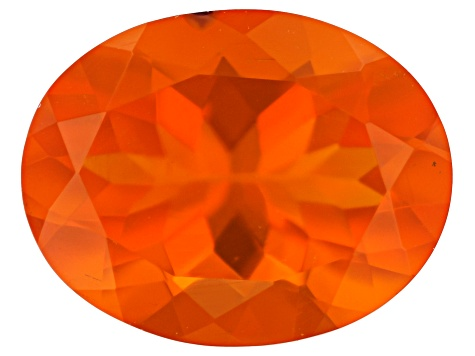 Fire Opal 9x7mm Oval 1.00ct