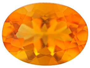 Fire Opal 7x5mm Oval 0.50ct