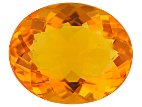 7.96ct Fire Opal 16.6x13.5mm Oval