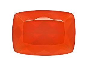 Brasa Color Fire Opal 14x10mm Rectangular Cushion 4.50ct