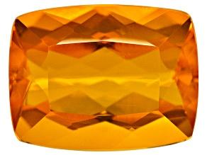 Fire Opal 9x7mm Rectangular Cushion 1.40ct
