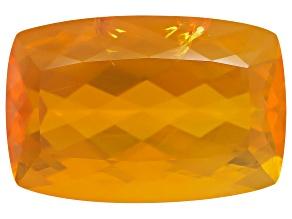 Fire Opal 26.56x17.74mm Rectangular Cushion 28.40ct