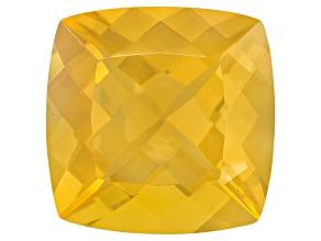 Fire Opal 20.5mm Square Cushion 22.16ct