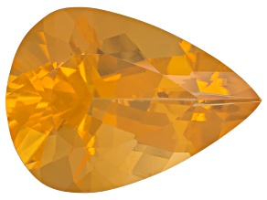 Honey Color Fire Opal Pear Shape 8.00ct