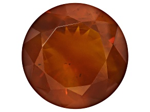 Fire Opal 19mm Round 17.00ct
