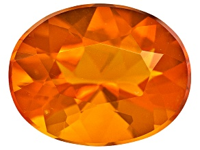 Brasa Color Fire Opal 9x7mm Oval 1.15ct