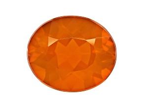 Brasa Color Fire Opal 14x12mm Oval 5.00ct