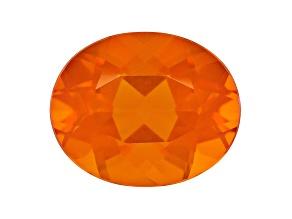 Brasa Color Fire Opal 11x9mm Oval 2.25ct