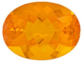 Fire Opal 20x15mm Oval 11.75ct