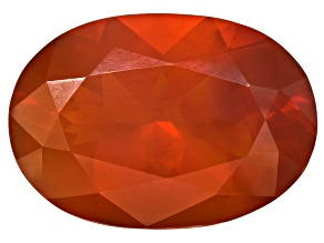 Fire Opal 24x16mm Oval 17.50ct