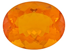 Fire Opal 22x17mm Oval 16.00ct